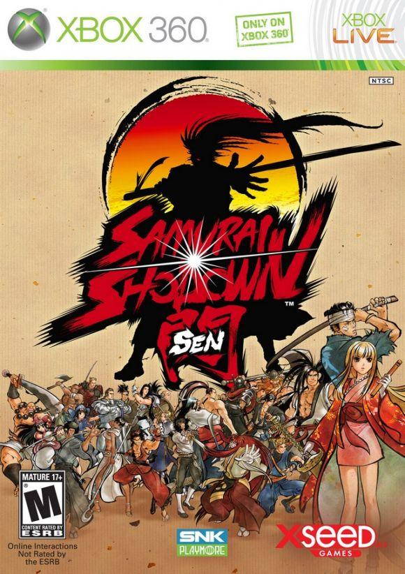 Altair-Blitz-Star/Propuesta Doblaje: Samurai Shodown Sen: Edge of Destiny