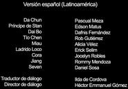 ScissorSeven Credits(ep. 9)