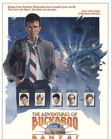The Adventures of Buckaroo Banzai Across the 8th Dimension 1984 poster.jpg