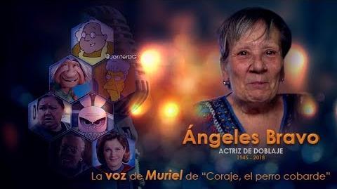 Ángeles Bravo Personajes