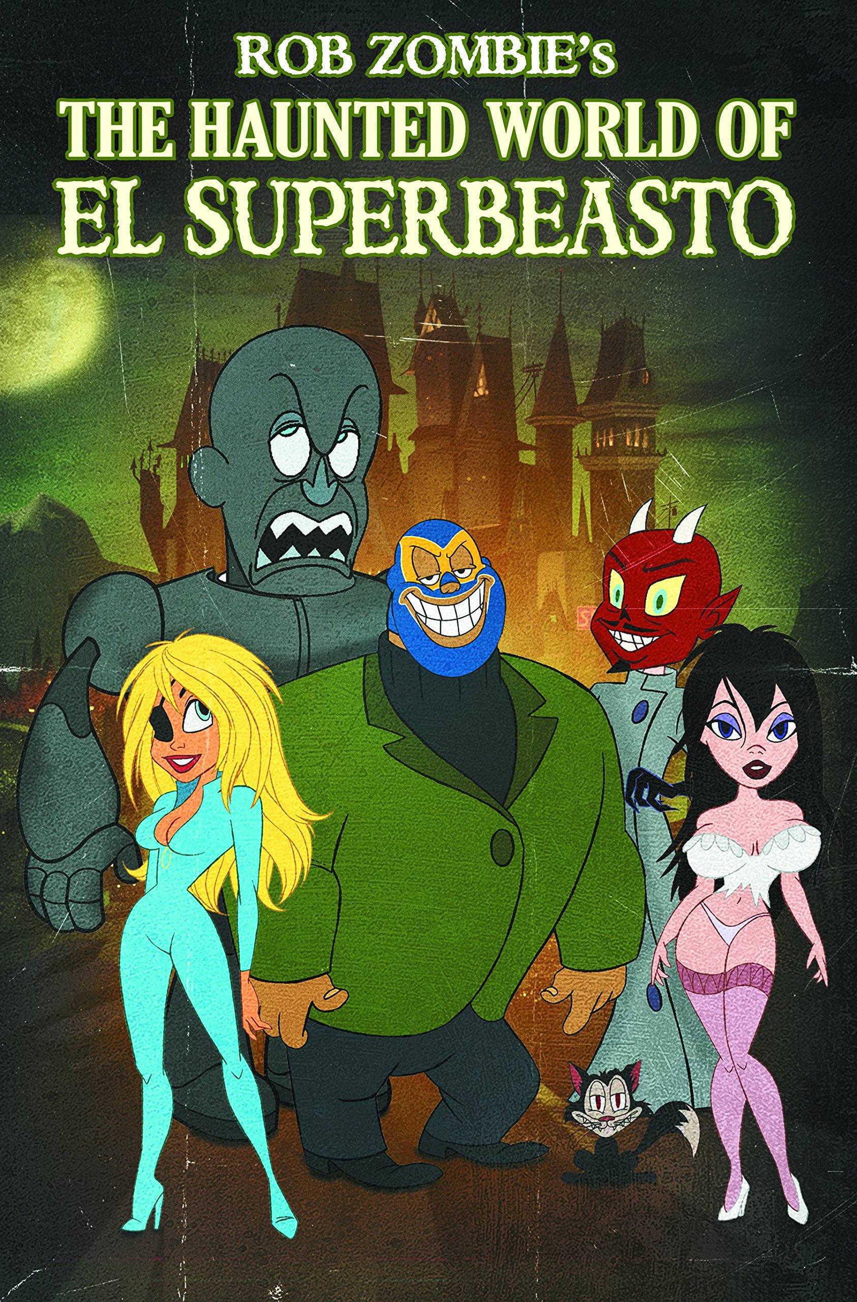 El mundo encantado del Superbeasto