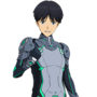Daisuke Dojima (Traje) (Revisions)