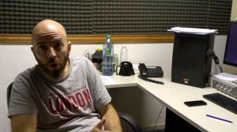 Entrevista a Sebastián Arias.