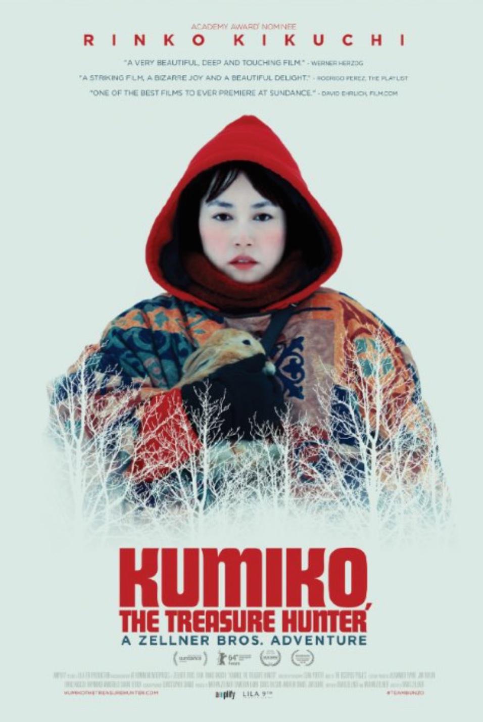 Kumiko, la cazadora de tesoros