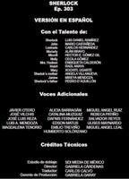Doblaje Latino de Sherlock (3ª Temp. - Cap. 3)