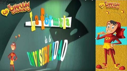 El Chapulin Animado Cap 19 'La fórmula de la invisibilidad'