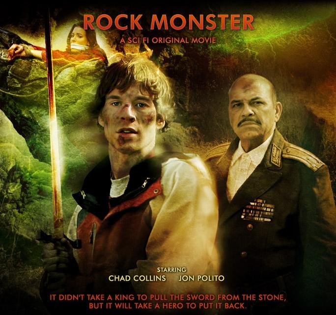 El monstruo de roca
