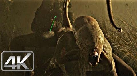 Ataque de NEOMORFO Campo de Trigo Alien Covenant (2017) LATINO (4k-HD)