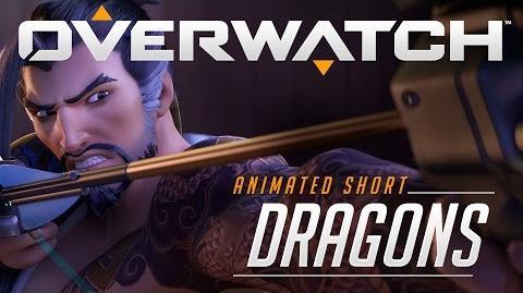 "Corto animado de Overwatch ""Dragons"""
