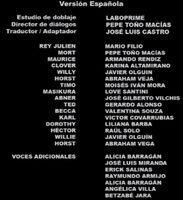 Doblaje Latino de Viva el Rey Julien (Capitulo 10)