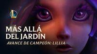Más allá del jardín - Avance de campeón de Lillia