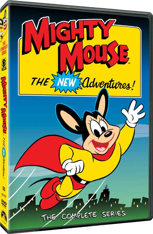 Las nuevas aventuras de Súper Ratón