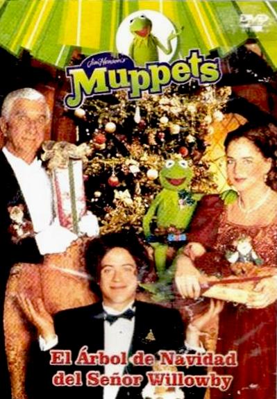 El árbol de Navidad del Señor Willowby
