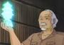 Señor Miyagi animado