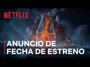 Trollhunters- El despertar de los titanes - Guillermo del Toro - Anuncio de fecha de estreno