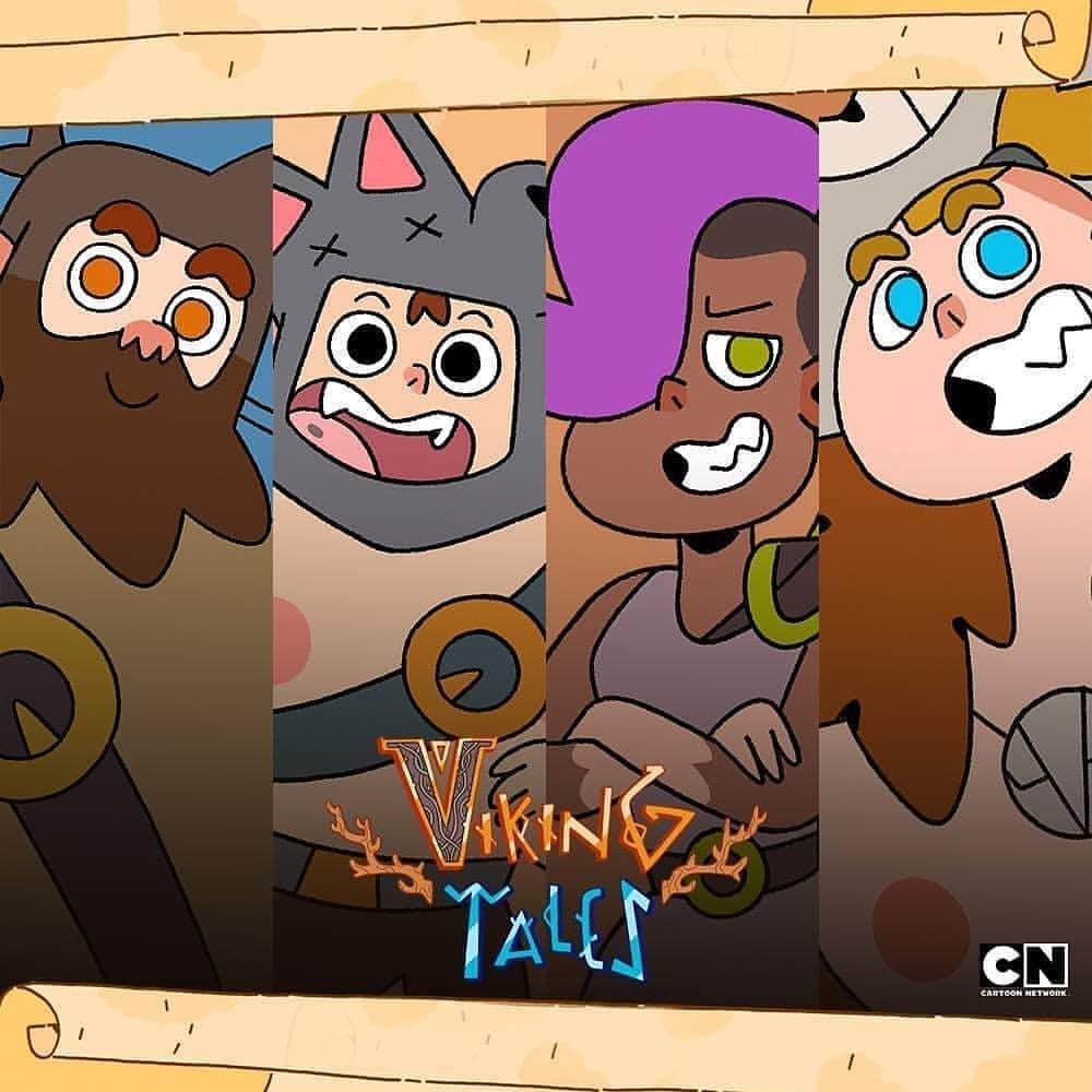 Vikingos (serie animada)
