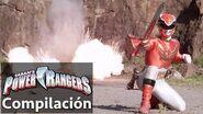 Power Rangers en Español Momentos Ranger Solitario