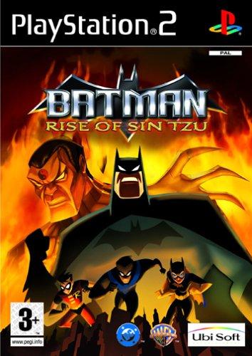 Batman: Rise of Sin Tzu