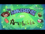 Una Adolescente En Amphibia - Sin Señal - Corto -2