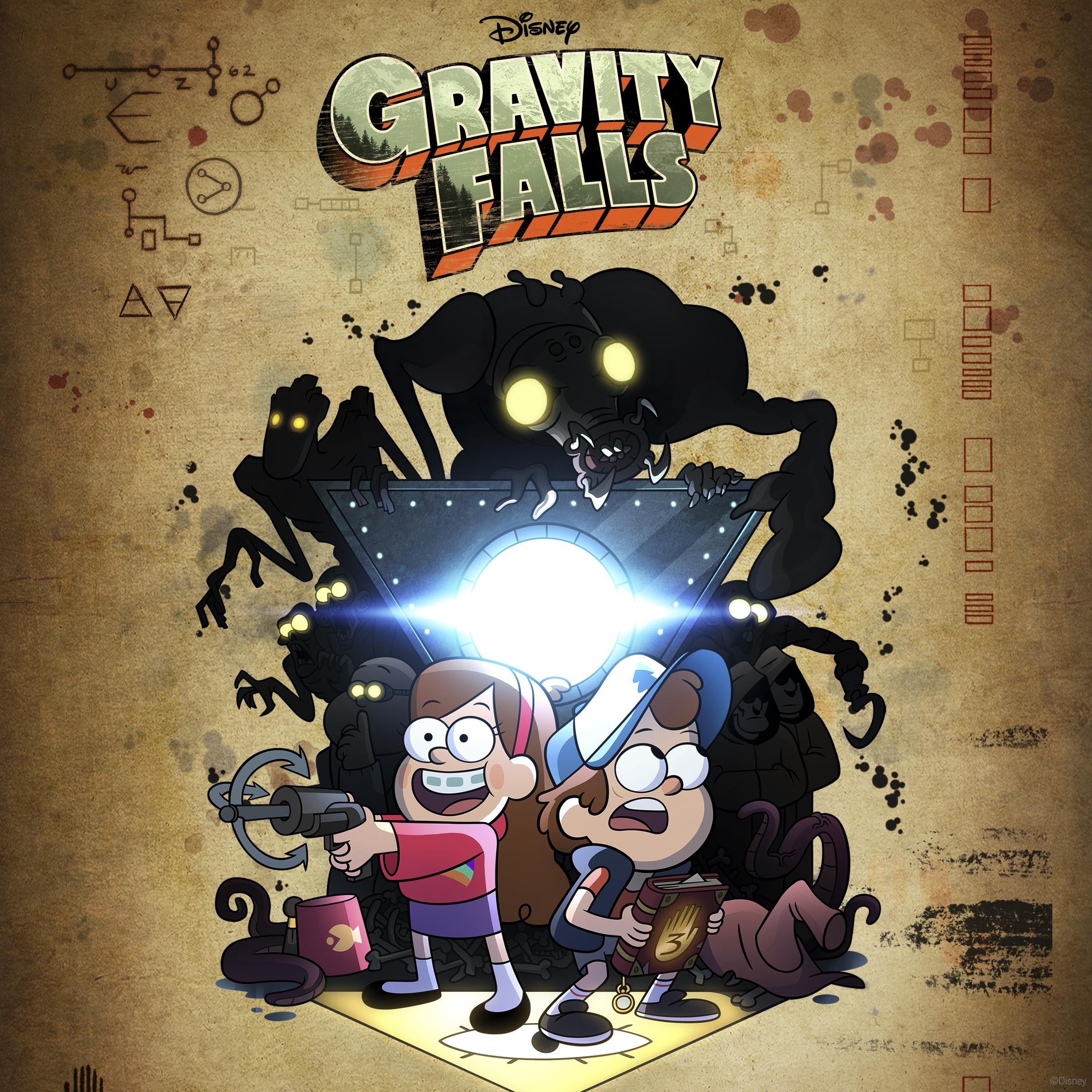 Anexo:Segunda temporada de Gravity Falls: Un verano de misterios