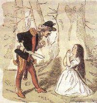 El Cazador (Blanca Nieves)