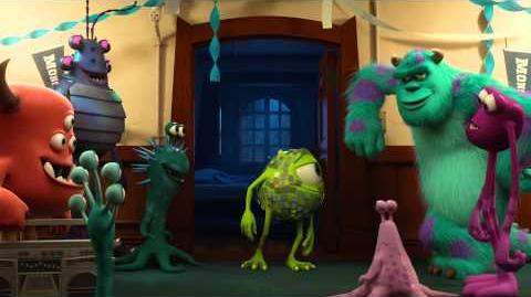 Monsters University Tráiler Oficial