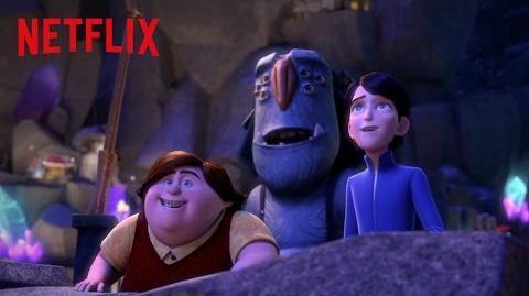 Trollhunters - Tráiler - Solo en Netflix
