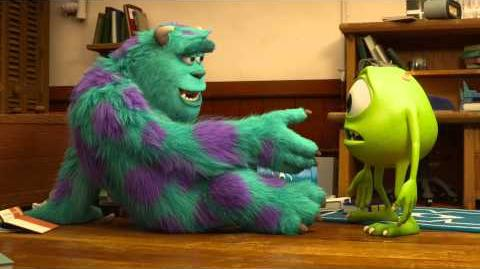 Monsters University Primer Contacto