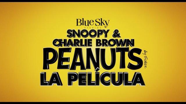 Snoopy & Charlie Brown Peanuts La Película