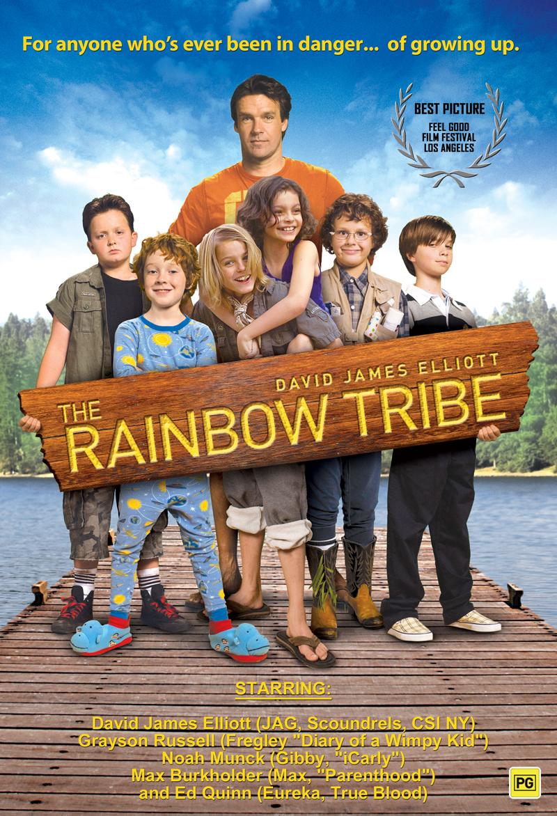 La tribu arcoiris