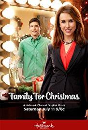 Familia para Navidad
