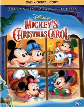 El cuento de Navidad de Mickey