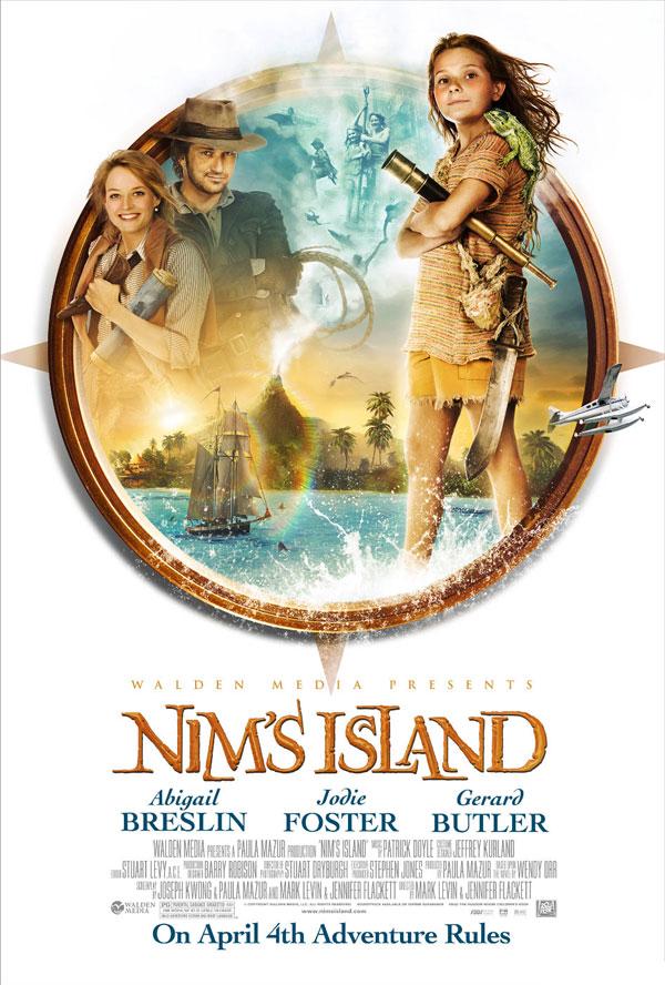 La isla de Nim