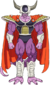 Rey Cold Dragon Ball Super Broly artwork