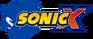 Sonic X English Logo