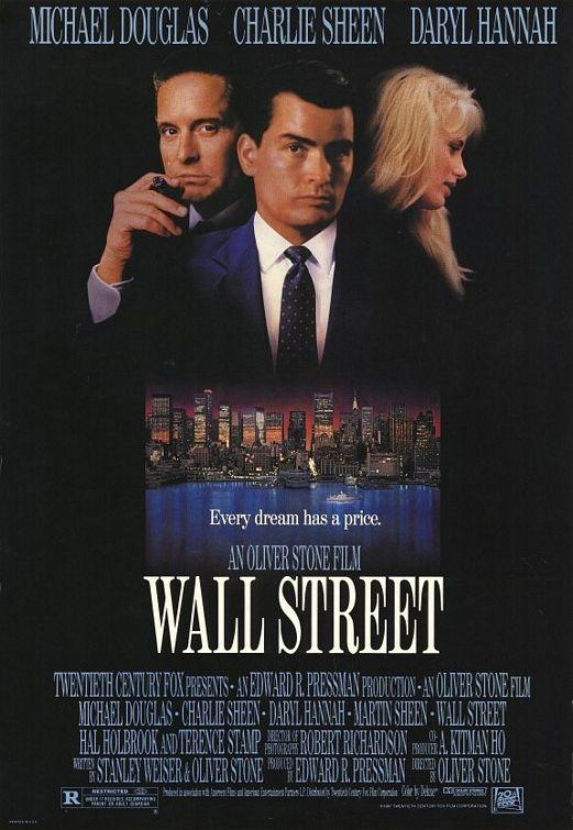 Wall Street: El poder y la avaricia