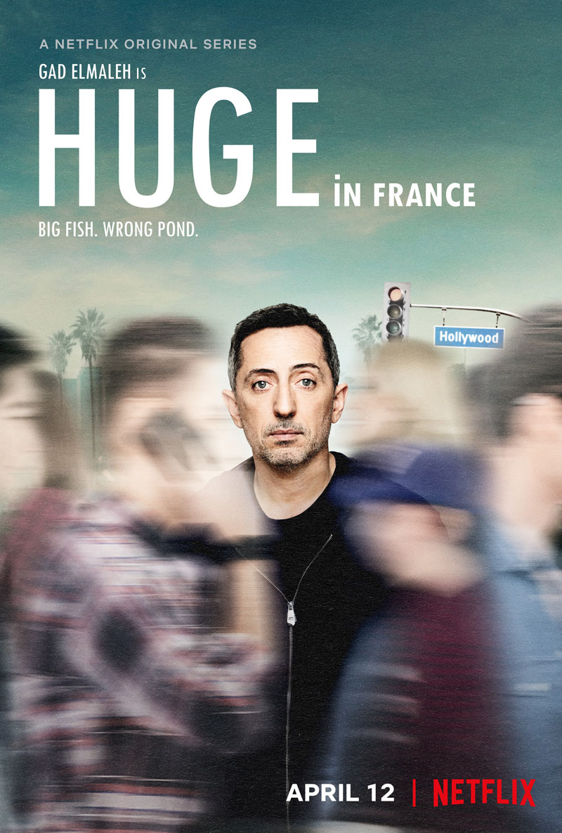 Huge in France: Anónimo otra vez