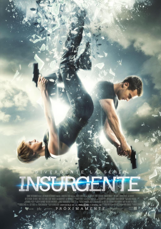 Divergente la serie: Insurgente