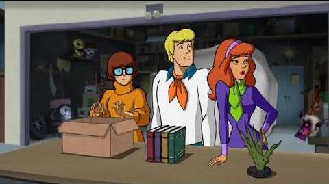 Scooby doo y la maldicion del 13 fantasma trailer latino