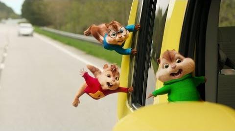 Alvin y las ardillas Aventura sobre ruedas Trailer Oficial Doblado HD Próximamente