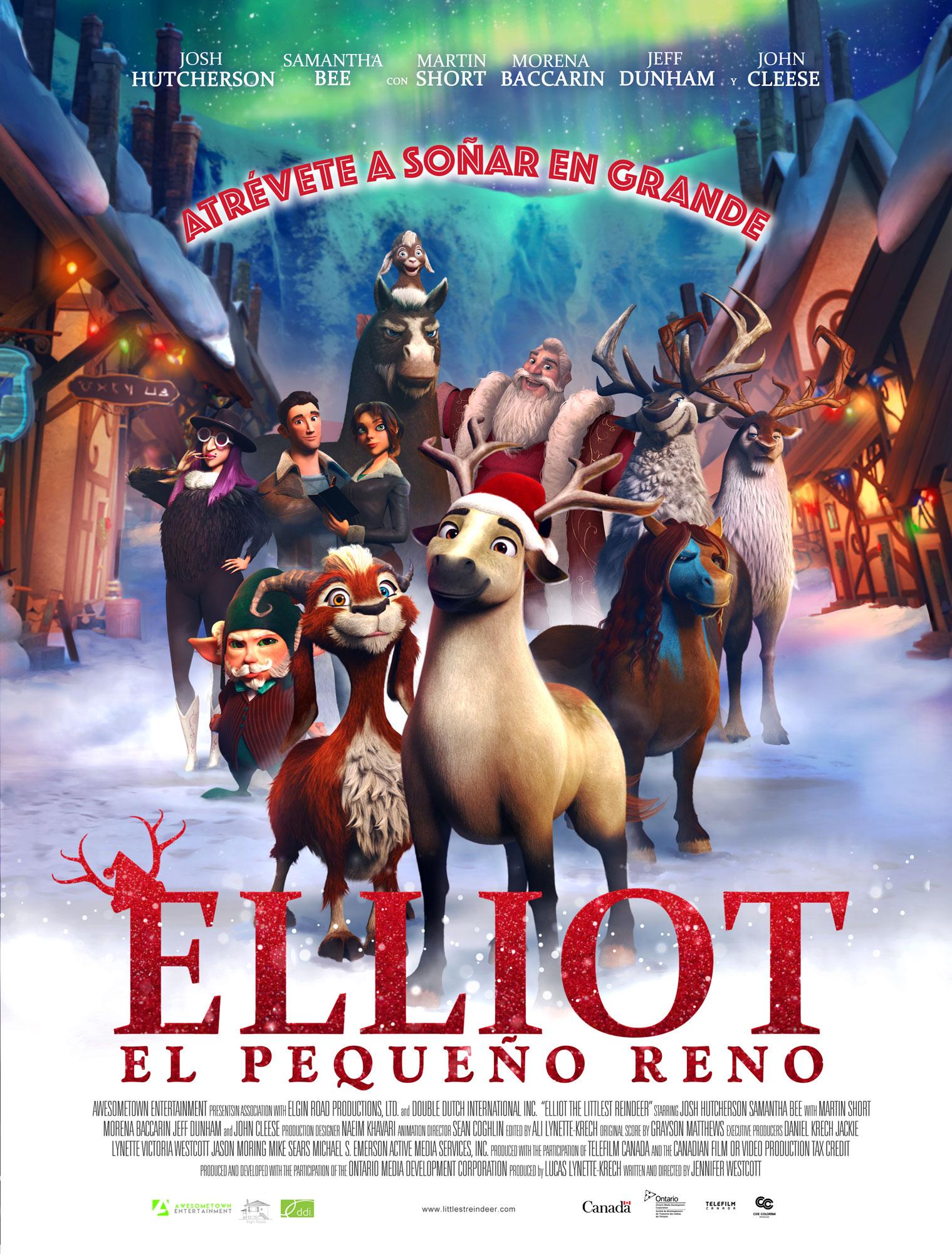 Elliot: El pequeño reno