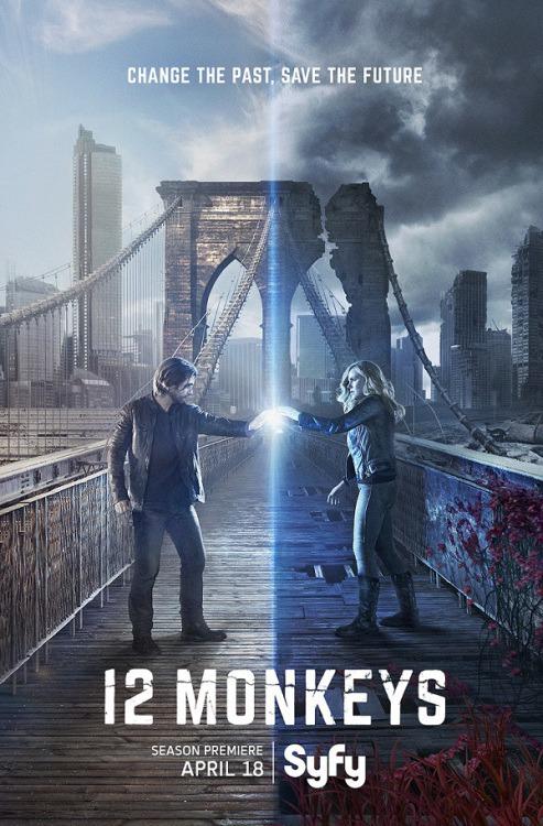 12 monos (serie de TV)