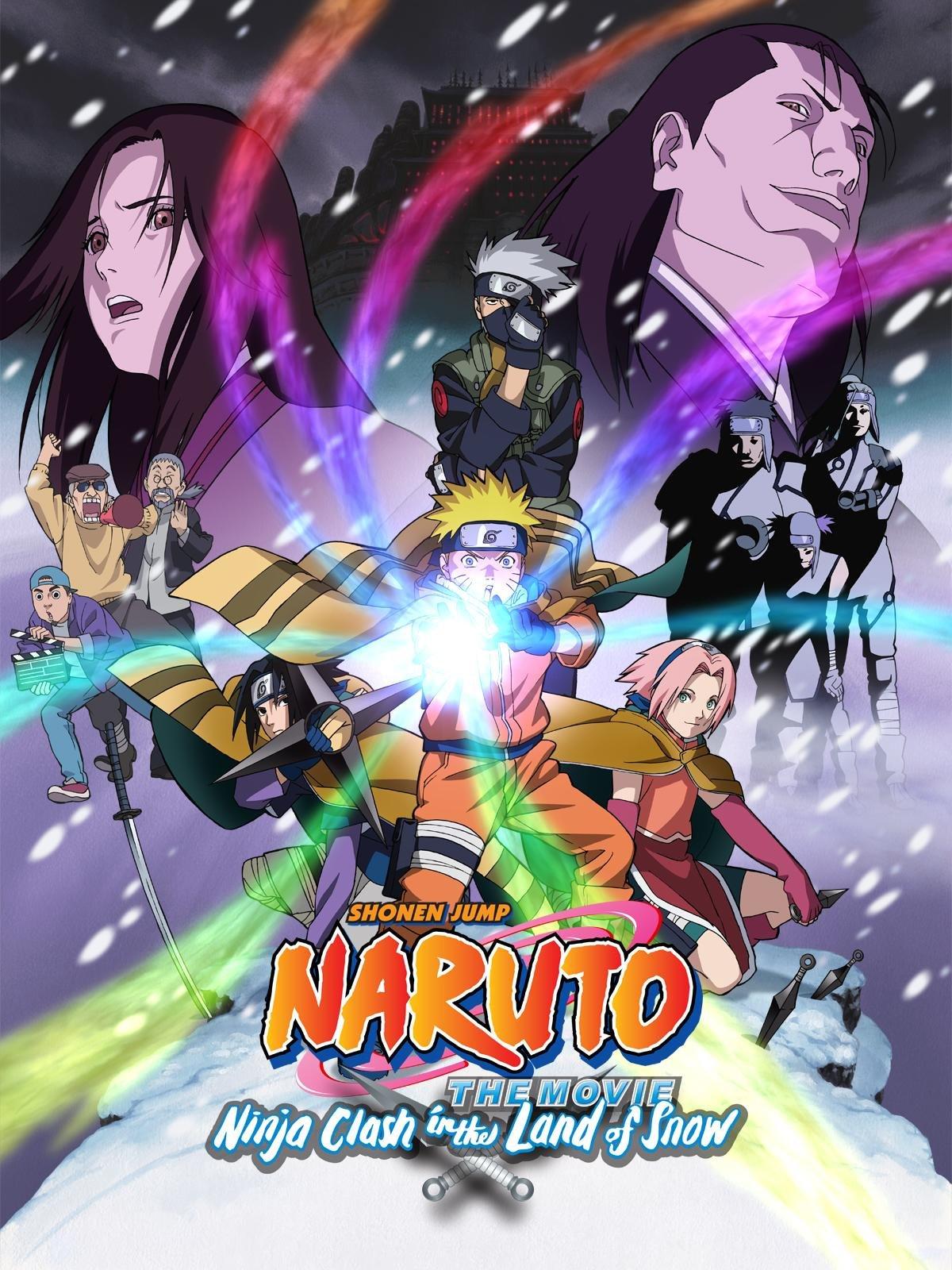Anexo:Películas y especiales de Naruto