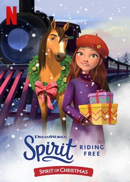 Spirit: Cabalgando libre - Una Navidad con Spirit