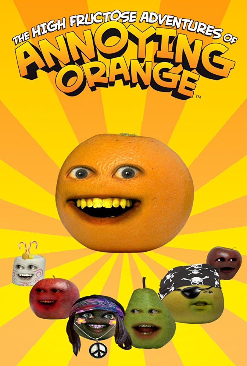 La naranja molesta (serie de TV)