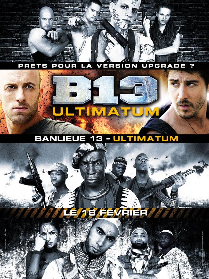Distrito 13: Ultimátum