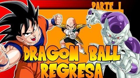 Goku, Freezer y Krilin