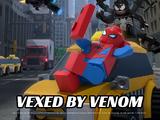 LEGO Marvel Spider-Man: Perseguido por Venom