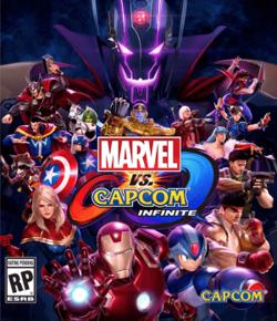 Alexdjhouse/Propuesta de doblaje: Marvel vs. Capcom: Infinite