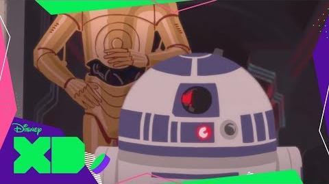Un Droide Leal Star Wars Galaxy of Adventures